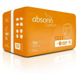 Absorin Comfort Slip Night Heavy  XL