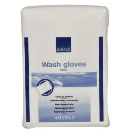 Abena Wash Gloves - Molton