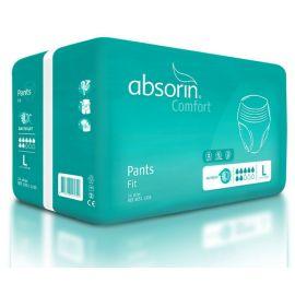 Absorin Comfort Pants Fit L