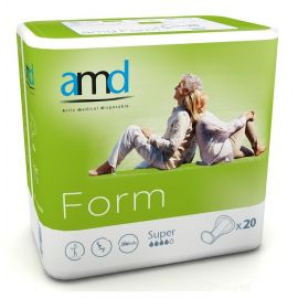 AMD Form Cotton Feel Super