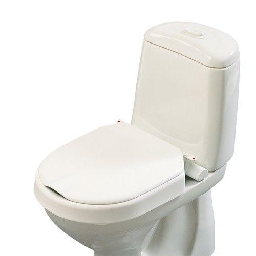Hi-Loo toiletverhoger vast hoogte 10 cm