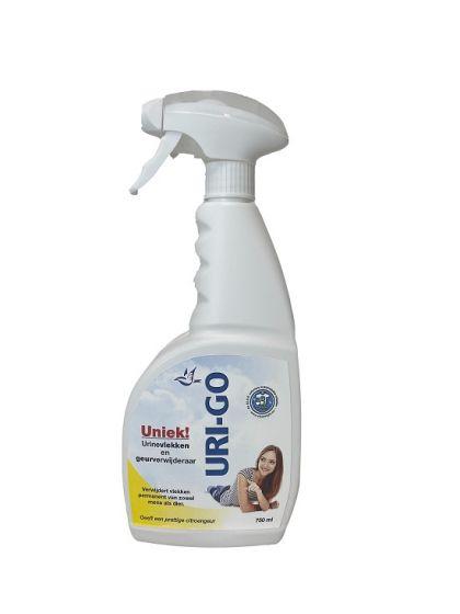 Uri-Go sprayfles