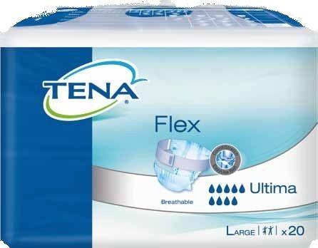 Proefpakket Tena Flex Ultima Large
