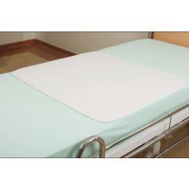 ABSO matrasbeschermer 5 laags - 75  x 90 cm - witte toplaag