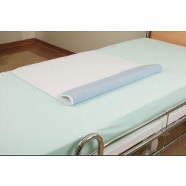 ABSO matrasbeschermer 4 laags - 75 x 90 cm - witte toplaag - 5 stuks