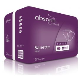 Absorin Comfort Sanette Night