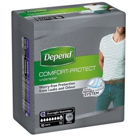 Depend Pants For Men Super Small / Medium