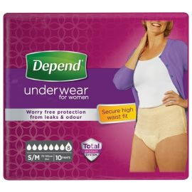 Depend Pants Vrouw Maximum - Small / Medium