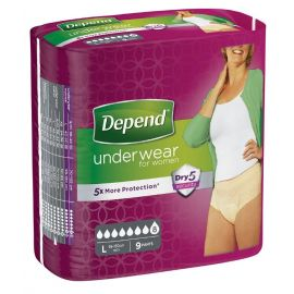 Depend Pants Vrouw Super - Large