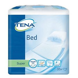 Tena Bed Onderlegger Plus met instopstroken - 180 x 80 cm - 4 pakken