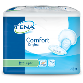 Tena Comfort Original Super (plastic buitenkant)