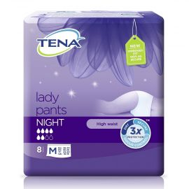 Tena Lady Pants Night Medium - 6 pakken