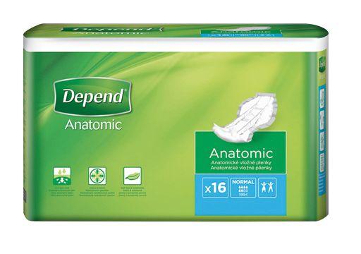 Depend Anatomic Normaal