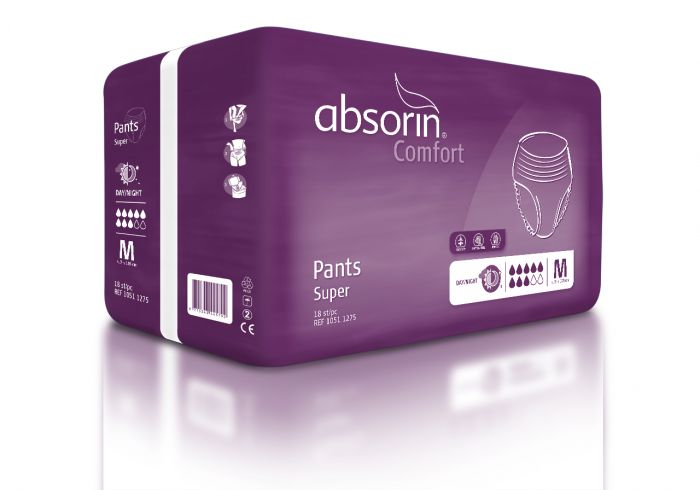 Absorin Comfort Pants Super Medium