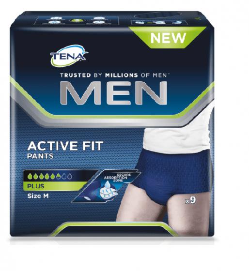 Tena Men Active Fit Medium | 12 stuks