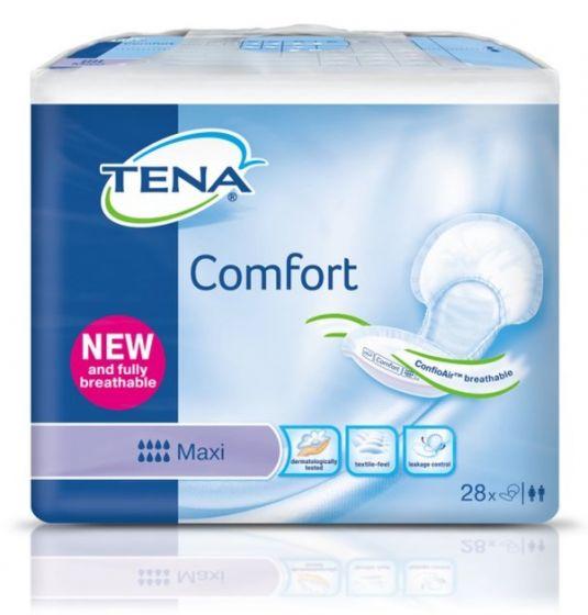 Tena Comfort Maxi - ConfioAir - 4 pakken
