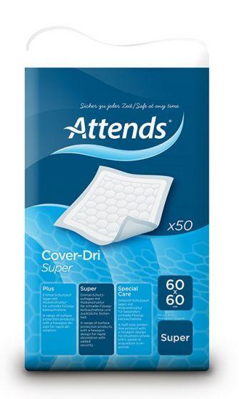 Attends Cover Dri Super 60 x 60 centimeter