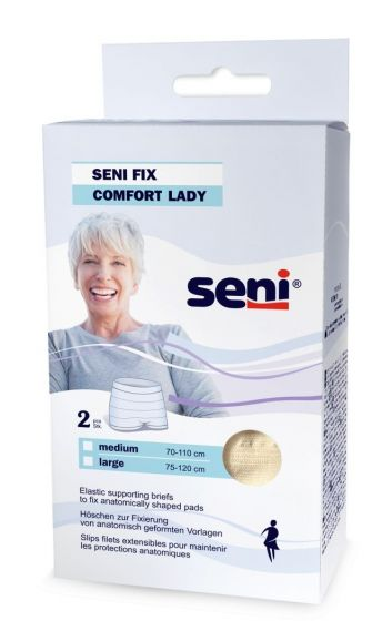 Seni Fix Medium voor vrouwen - Nude