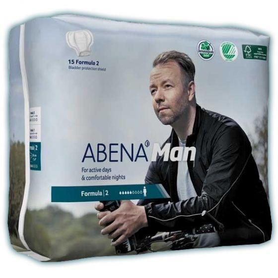 Abena Man Formula 2