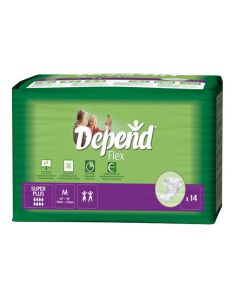 Depend Flex Super+ Medium