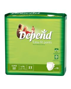 Depend Super Easy-Fit - Large / X-Large