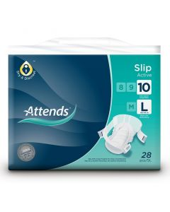 Attends Slip Active 10 L