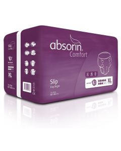 Absorin Comfort Slip Day Night XL