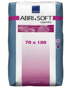 Abena Abri-Soft Superdry - 70 x 180 cm. - 30 stuks