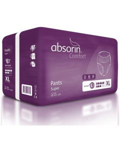 Absorin Comfort Pants Super XL
