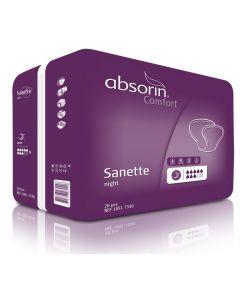 Absorin Comfort Sanette Night