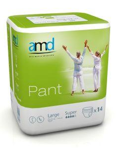 AMD Pants Super - Large - 14 stuks