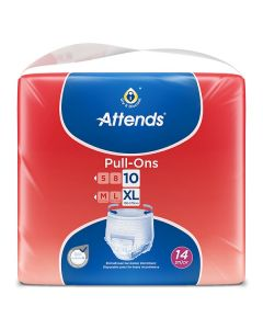Attends Pull-Ons 10 XL