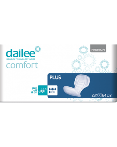 Dailee comfort premium plus