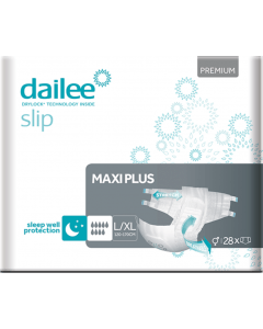 Dailee slip premium maxi plus L/XL