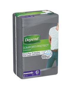 Depend Pants For Men Normal Large / X-Large