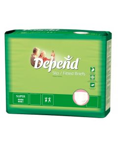 Depend Slip Super - Extra Large