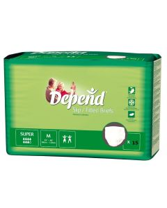 Depend Slip Super - Medium