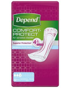 Depend Verband Normal Plus