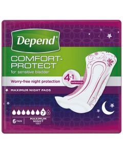 Depend Verband Super Night