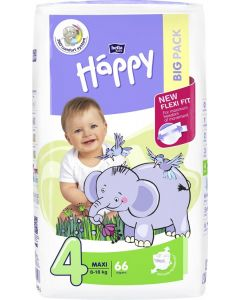 Happy Babyluiers 4 | Maxi