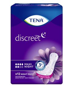 Tena Discreet Maxi Night