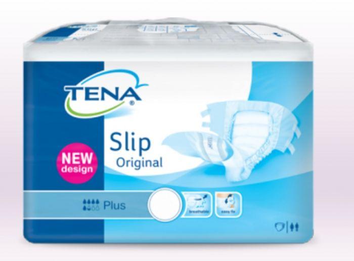 Tena Slip Original Plus Small (plastic buitenkant)