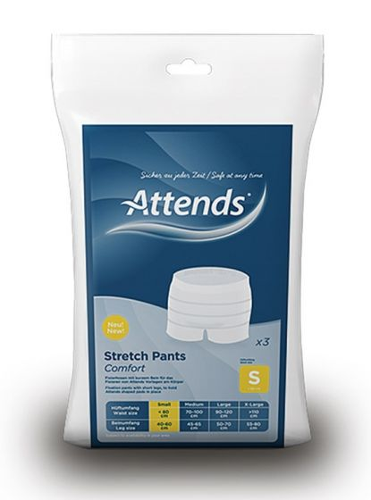 Attends Stretch Pants Comfort S