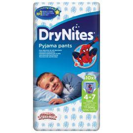 DryNites Boys Broekjes 4-7 jaar   17-30 kg.