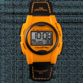 Plashorloge Vibration 12, oranje