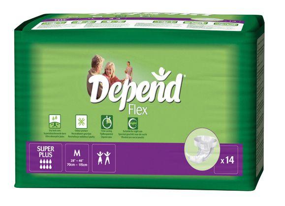 Depend Flex Super+ Medium