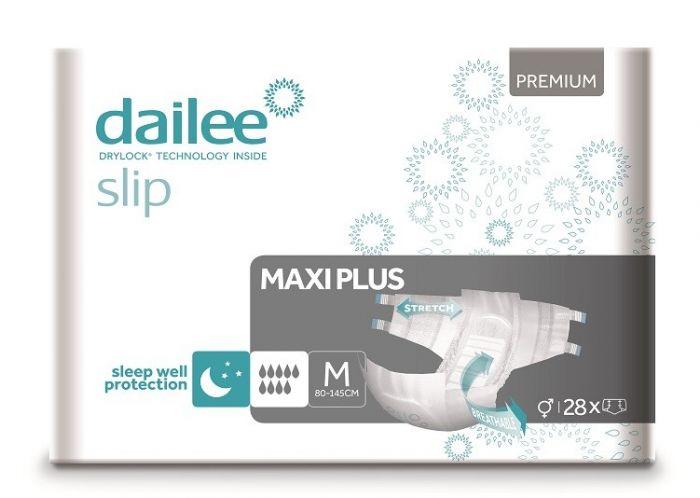 Dailee slip premium maxi plus M