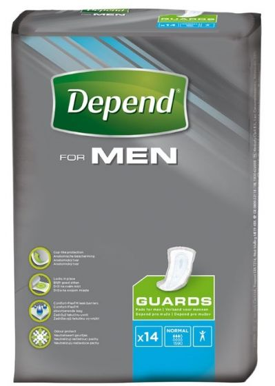 Depend For Men - Guard