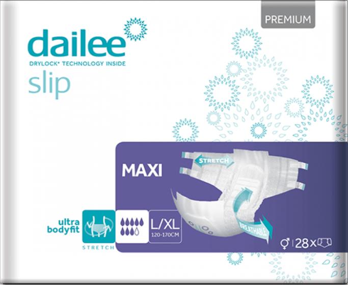 Dailee slip premium maxi L/XL