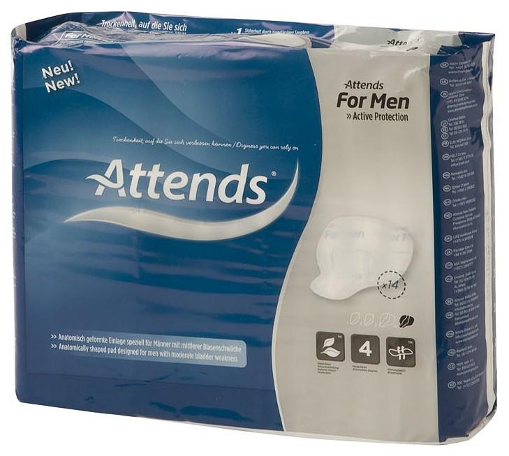 attends for men